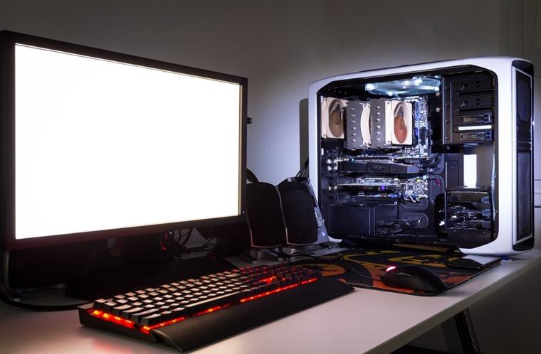 PC Zusammenbauen