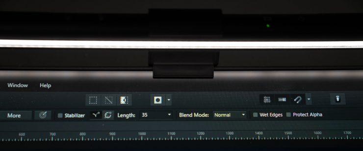 BenQ ScreenBar LED-Lampe
