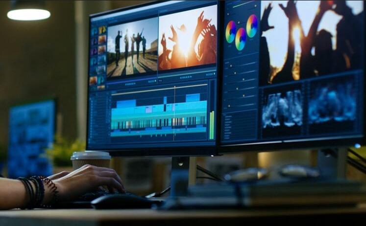 PC für Videobearbeitung