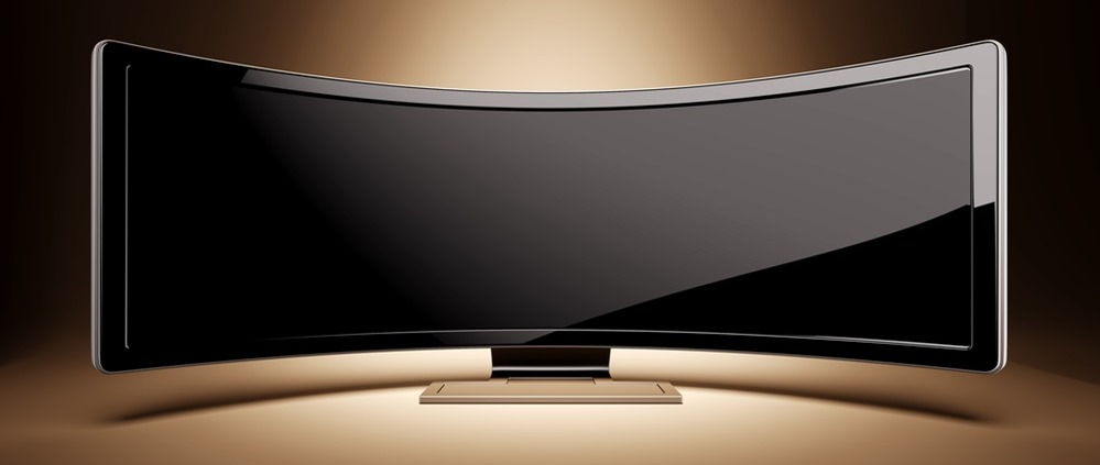 Curved Monitore