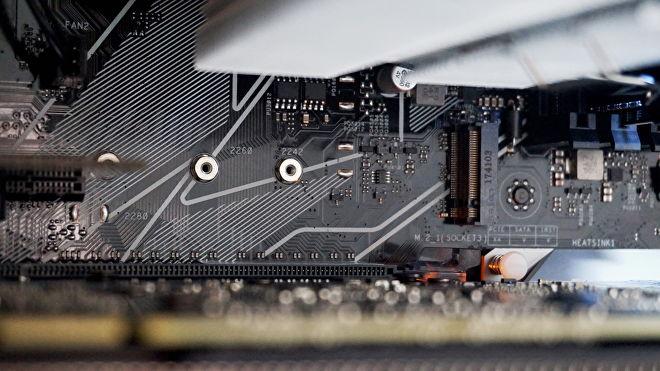NVMe SSDs