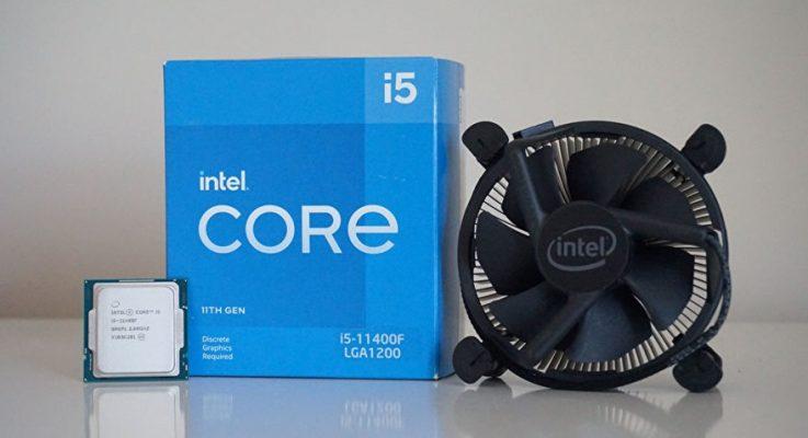 Review: Intel Core i5-11400F